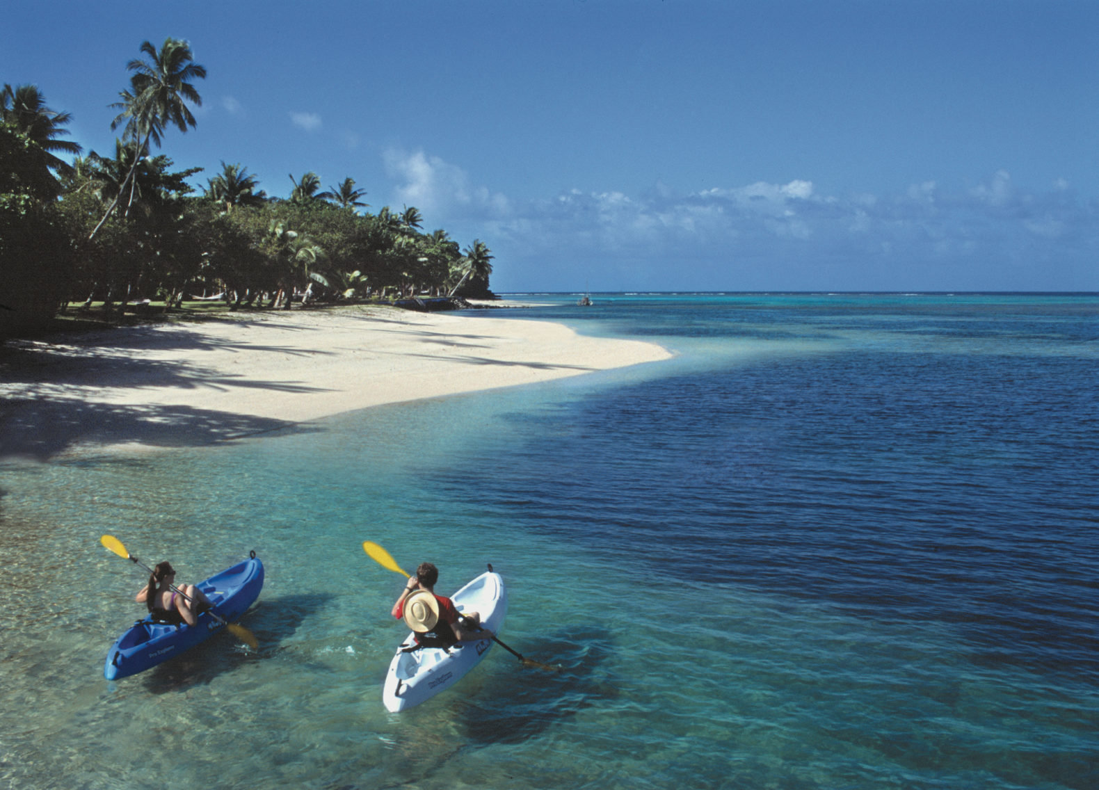 Sea Kayaking-the-wakaya-club-spa-fiji