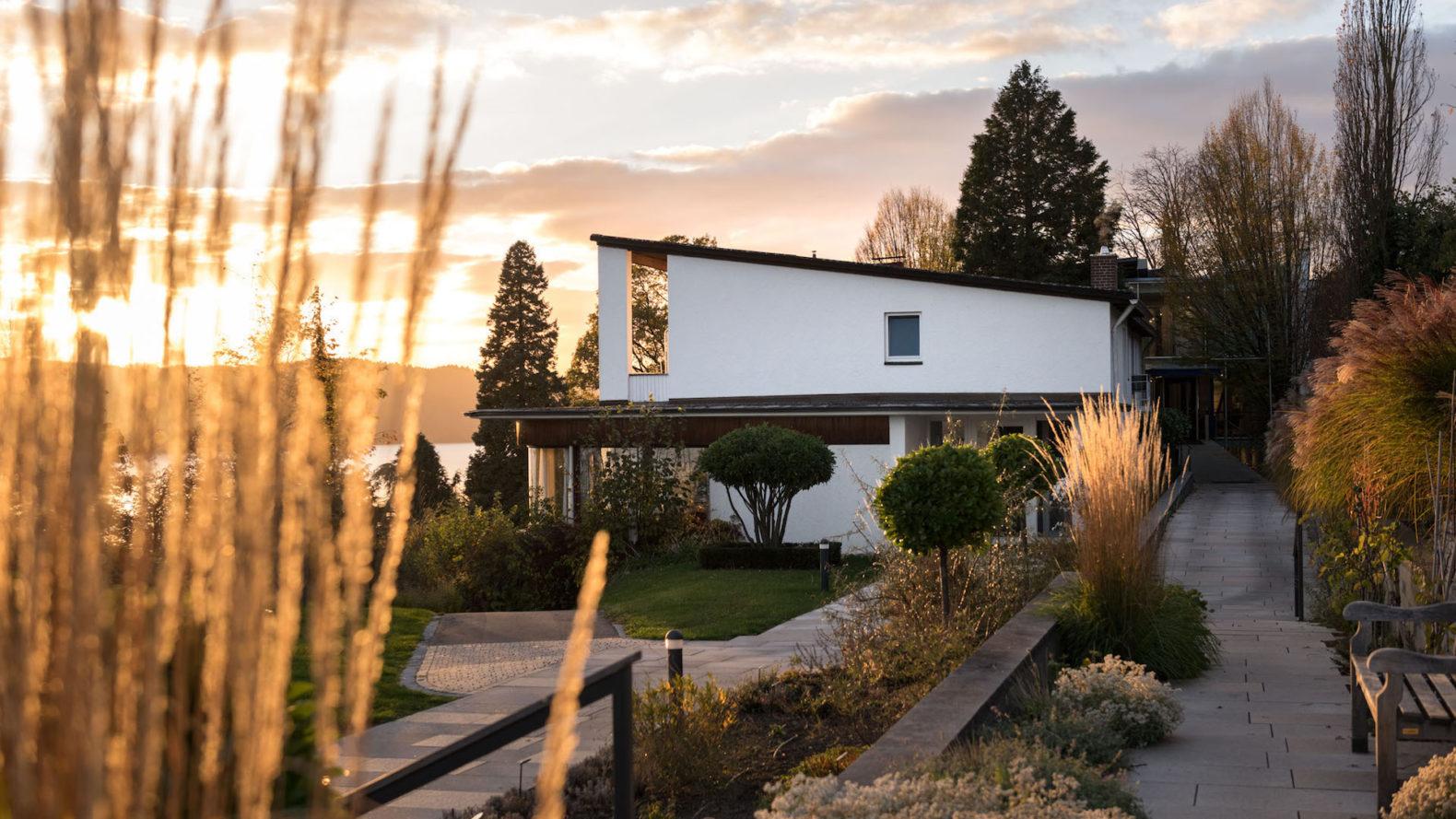 exterior-main-building-golden-hour-buchinger-wilhelmi-bodensee-lake-constance-germany