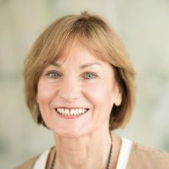 Photo Anne Biging, Founder and CEO Healing Hotels of the World