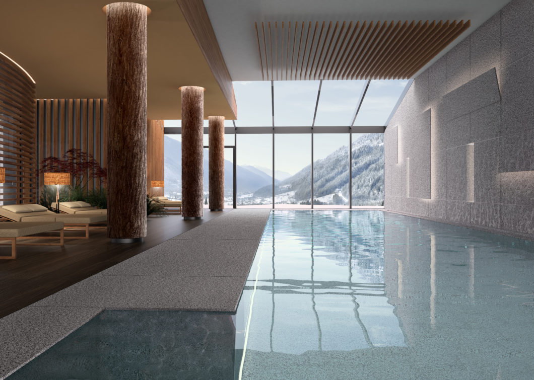 indoor-sports-swimmingpool-mountain-view-relax-area-lefay-resorts-dolomiti-italy