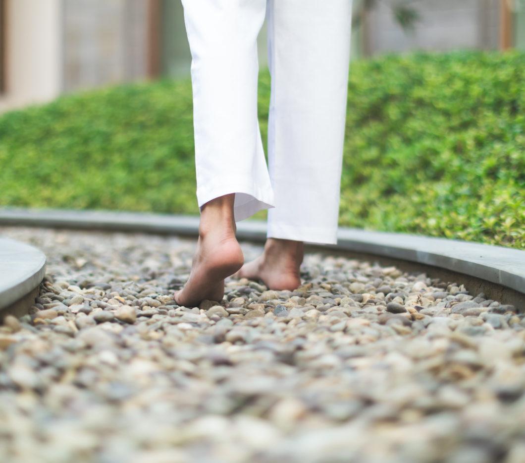 Reflexology track, Naad Wellness