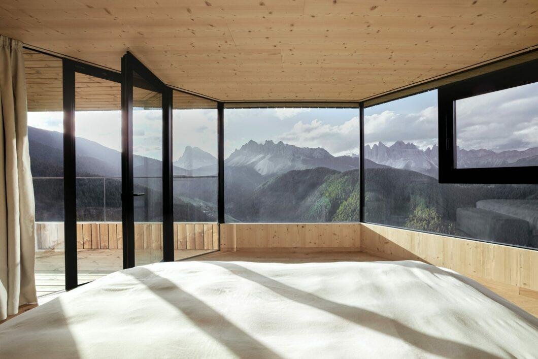 FORESTIS-Penthouse-Raum