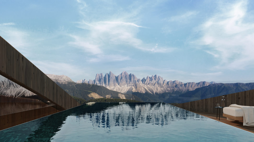 forestis-suiten-penthouse-pool-beautiful-view-panorama-mountains-natue-healing-hotels-of-the-world-southtyrol-italy